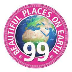 99 Beautiful Places on Earth, 1000pc - image 3 - Click to Zoom