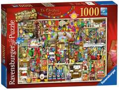 Colin Thompson - The Christmas Cupboard, 1000pc - image 3 - Click to Zoom