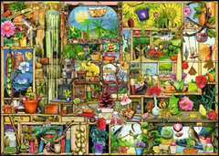 Colin Thompson, The Gardener's Cupboard, 1000pc - Billede 3 - Klik for at zoome