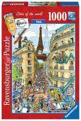 Fleroux Cities of the world : Paris! - Image 1 - Cliquer pour agrandir