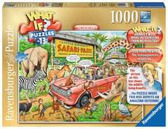 What If? The Safari Park, 1000pc - image 1 - Click to Zoom