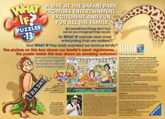 What If? The Safari Park, 1000pc - image 2 - Click to Zoom