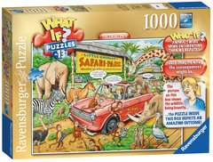 What If? The Safari Park, 1000pc - image 3 - Click to Zoom