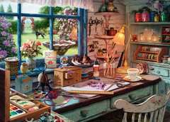 My Haven No.1 - The Craft Shed, 1000pc - image 2 - Click to Zoom