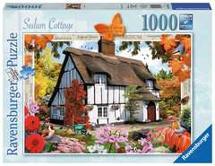 Country Cottage Collection - Sedum Cottage, 1000pc - image 1 - Click to Zoom