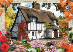Country Cottage Collection - Sedum Cottage, 1000pc - image 2 - Click to Zoom