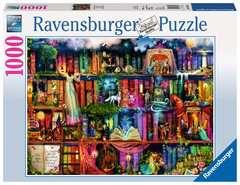 Puzzle 1000 p - Contes magiques / Aimee Stewart - Image 1 - Cliquer pour agrandir