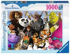 Dreamworks Multicha,1000pc - image 1 - Click to Zoom