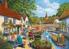 Waterside Tavern, 1000pc - image 2 - Click to Zoom