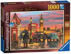 London - Westminster Reflections, 1000pc - image 1 - Click to Zoom