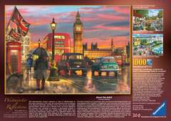 London - Westminster Reflections, 1000pc - image 3 - Click to Zoom