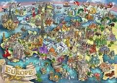 Puzzle 1000 p - European Wonders - Image 2 - Cliquer pour agrandir
