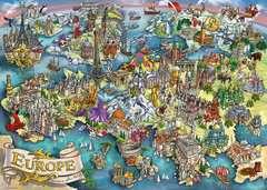 Puzzle 1000 p - European Wonders - Image 3 - Cliquer pour agrandir