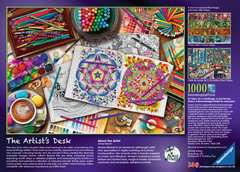 The Artist's Desk, 1000pc - image 3 - Click to Zoom