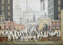 Lowry Coming From the Mill, 1000pc - image 2 - Click to Zoom