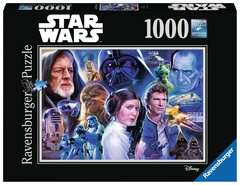 Star Wars Collection I, 1000pc - image 1 - Click to Zoom