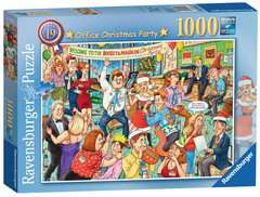 Best of British - Office Christmas Party, 1000pc - image 1 - Click to Zoom