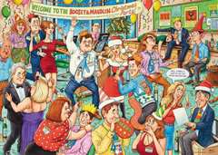 Best of British - Office Christmas Party, 1000pc - image 2 - Click to Zoom