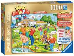 What If? Fantasy Golf, 1000pc - image 1 - Click to Zoom