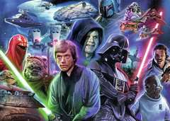 Star Wars Collection II, 1000pc - image 2 - Click to Zoom