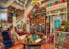 The Fantasy Bookshop, 1000pc - image 2 - Click to Zoom