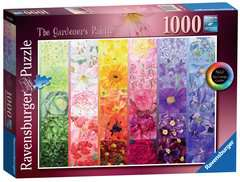 The Gardener's Palette - Cottage Garden, 1000pc - image 1 - Click to Zoom