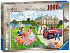 Days Out No.1 - The Stately Home, 1000pc - image 1 - Click to Zoom