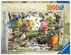 Our Feathered Friends, 1000pc - image 1 - Click to Zoom