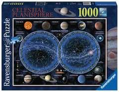 Celestial Planisphere, 1000pc - image 1 - Click to Zoom
