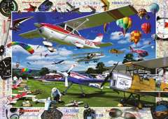 Take to the Skies!, 1000pc - image 2 - Click to Zoom