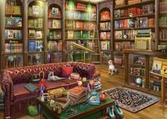 The Reading Room, 1000pc - image 2 - Click to Zoom