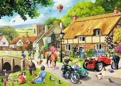 Leisure Days No.1 - Summer Village, 1000pc - image 3 - Click to Zoom