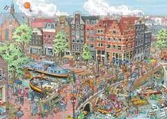 AMSTERDAM 1000EL - Zdjęcie 2 - Kliknij aby przybliżyć