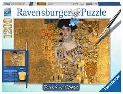 Gustav Klimt: Goldene Adele Puzzle;Erwachsenenpuzzle - Bild 1 - Ravensburger