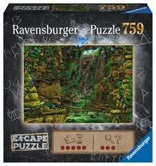 Escape puzzle - El templo - imagen 1 - Haga click para ampliar