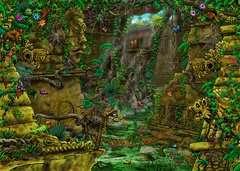 Escape puzzle - El templo - imagen 2 - Haga click para ampliar