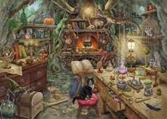 Escape Puzzle 759pc Witch's Kitchen - image 2 - Click to Zoom