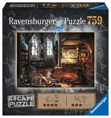 Escape puzzle - Draken laboratorium - image 1 - Click to Zoom