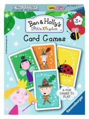 Ben and Holly's Little Kingdom Card Games - image 1 - Click to Zoom
