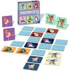 Wild World of Animals memory® - Billede 2 - Klik for at zoome