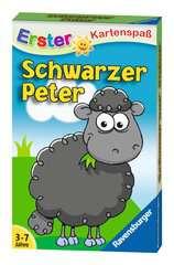 Schwarzer Peter - Schaf - Bild 1 - Klicken zum Vergößern
