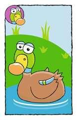 Schwarzer Peter - Schaf - Bild 3 - Klicken zum Vergößern