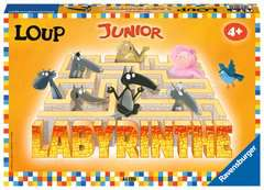 Labyrinthe Junior Loup - Image 1 - Cliquer pour agrandir