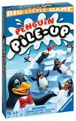 Penguin Pile Up Travel Game - image 1 - Click to Zoom