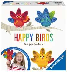 Happy Birds - Billede 1 - Klik for at zoome