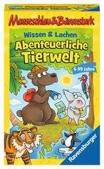 Mauseschlau & Bärenstark Wissen und Lachen - Abenteuerliche Tierwelt - Bild 1 - Klicken zum Vergößern