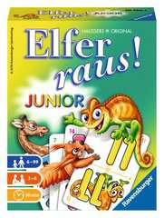 Elfer raus! Junior Spiele;Kartenspiele - Bild 1 - Ravensburger