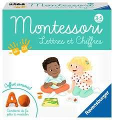 Montessori - Lettres et chiffres - Image 1 - Cliquer pour agrandir
