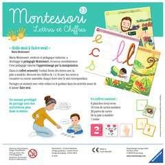Montessori - Lettres et chiffres - Image 2 - Cliquer pour agrandir
