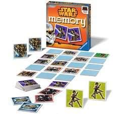 STAR WARS REBELS memory® Spiele;Kinderspiele - Bild 2 - Ravensburger